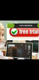 Quran clases for Children and adults online via skype and wahtsup 3days free trail