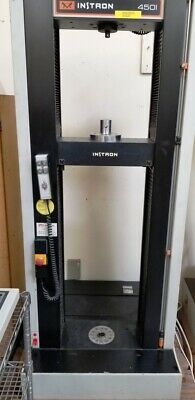 Instron 4501 Universal Tension And Compression Testing Machine