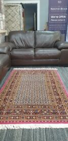 Small Persian Moud Preowned Rug