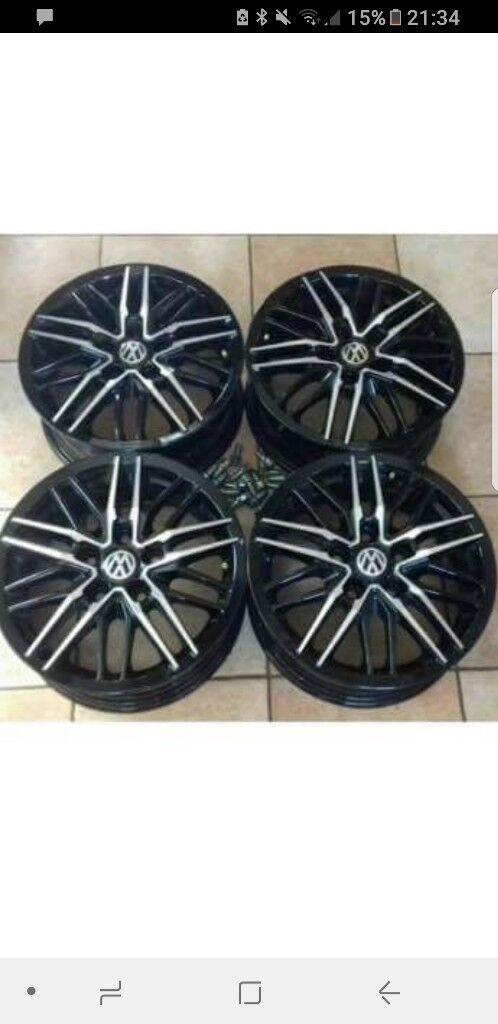 15 inch VW alloys