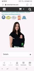 Kari-me baby sling/wrap