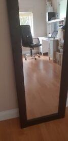 Dark Oak-Style Euforia Mirror