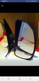 Wing mirror for vans