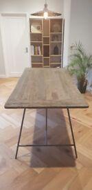 Brand New Loaf Large Elmsman table