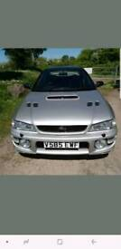 Subaru impreza (sale/swap for van)