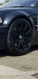 """Wheel swap 19"""" 5x120 m3"""