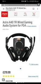 Astro a40 headset pro amp