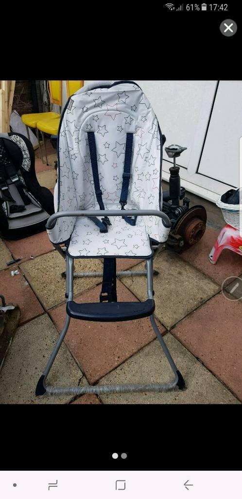 Baby haigh chair
