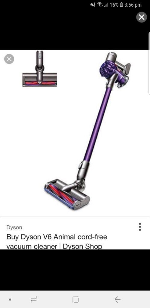 Dyson Cordless Vacuum Cleaner