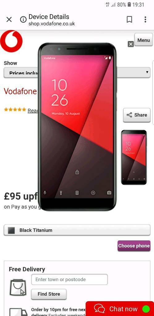 Bargain phone for sale Vodafone smart N9 Lite | in Runcorn, Cheshire |  Gumtree