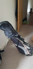 Full set of Slazenger golf clubs + bag + balls - available in Nuthall area