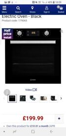 Brand New in Packaging Indesit Integrated Oven - Black