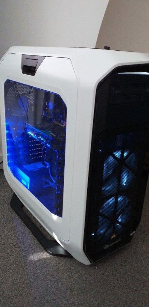 6a1454ef8deb4f GAMING PC-I5 4690K,16GB RAM,2TB SSHD,HDMI,DVD,GTX 970 4GB   in ...