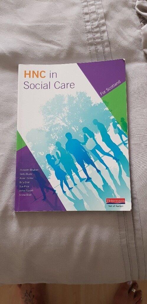 hnc social care