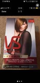 Vs Sassoon dark neutral blonde hair colour *new*