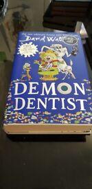 David Walliams book, Demon Dentist.