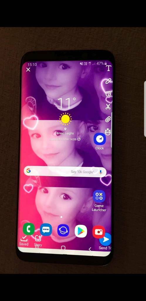 Samsung Galaxy s8 64gb rose pink | in Chelmsford, Essex | Gumtree