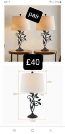 Stunning new lamps & pendant lighting