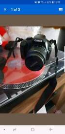 Canon 1100D bundle