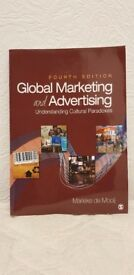 Global Marketing and Advertising: Understanding Cultural Paradoxes by Marieke de Mooij