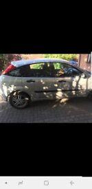 1 6 silver ford focus petrol