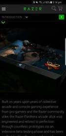 Razer arcade stick