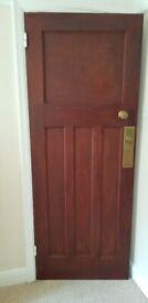 1930's Original Internal Doors x 6