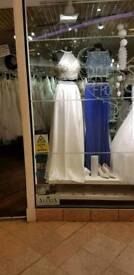 Prom/ball/wedding dress