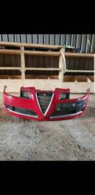 Alfa Romeo gt front bumper only 60 also grills and indicator for sale