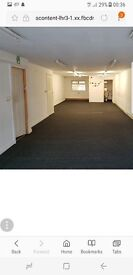 Large office/retail unit To-Let