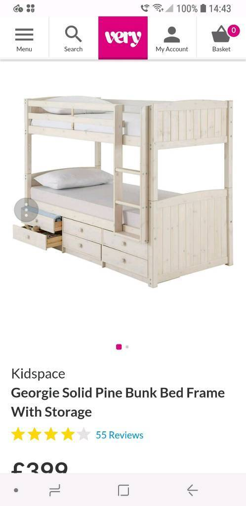 Bunk bed | in Southampton, Hampshire | Gumtree