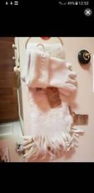 Scarf & Glove set.