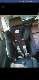 Britax 123 car seat