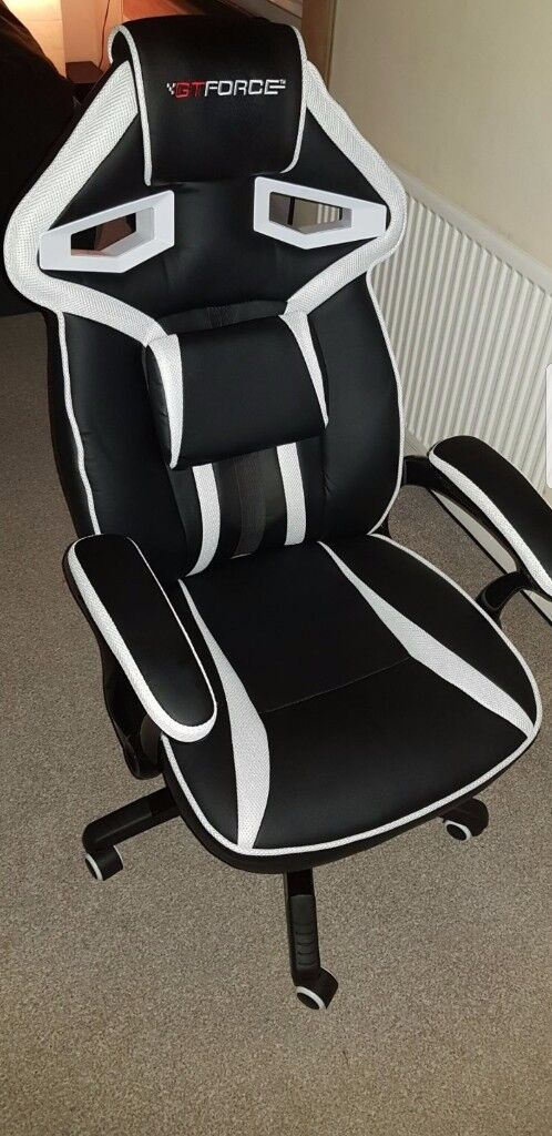 Gt force gaming chair only a week old in Linlithgow  : 86 from www.gumtree.com size 498 x 1024 jpeg 96kB