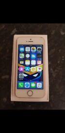 Iphone se rose gold 64g EE
