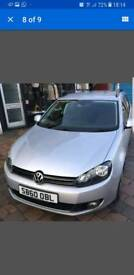 vw golf estate 2011 2.0 tdi sportline