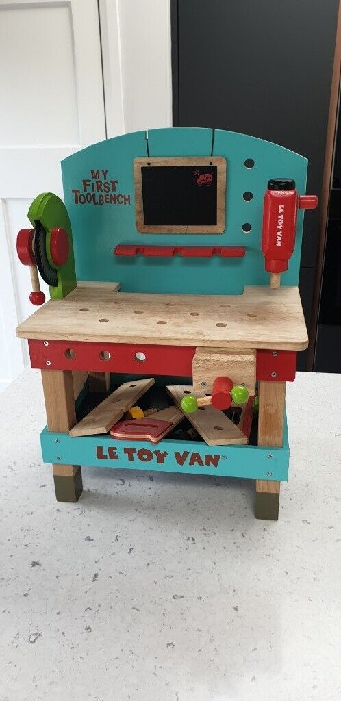 Pleasant Childrens Tool Bench Le Toy Van In Four Winds Belfast Gumtree Gamerscity Chair Design For Home Gamerscityorg