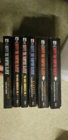 Buffy the vampire slayer books