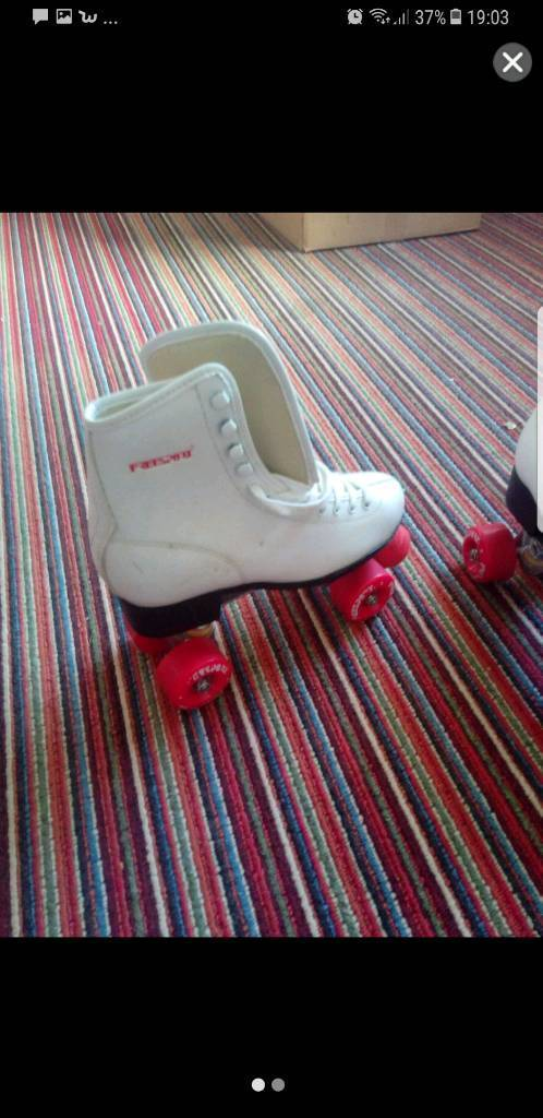Size 7 Roller boots