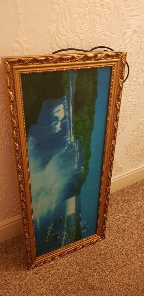 Moving Waterfall frame. | in Bedford, Bedfordshire | Gumtree