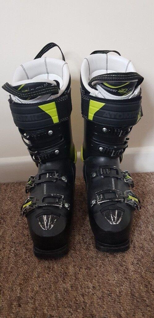 outlet store 9a185 fece1 Atomic Hawx Ultra 120 Ski Boots 26-26.5 | in Olney, Buckinghamshire |  Gumtree