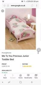 Me too you toddler bed x2