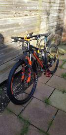 Carrera Sulcata Ltd Edition Mountain Bike