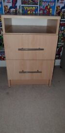 Children's Bedside Cabinet