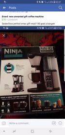 Ninja coffee bar. Coffee machine
