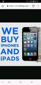 WANTED iPhone 5s, 6/plus, 6s/plus & 7/plus