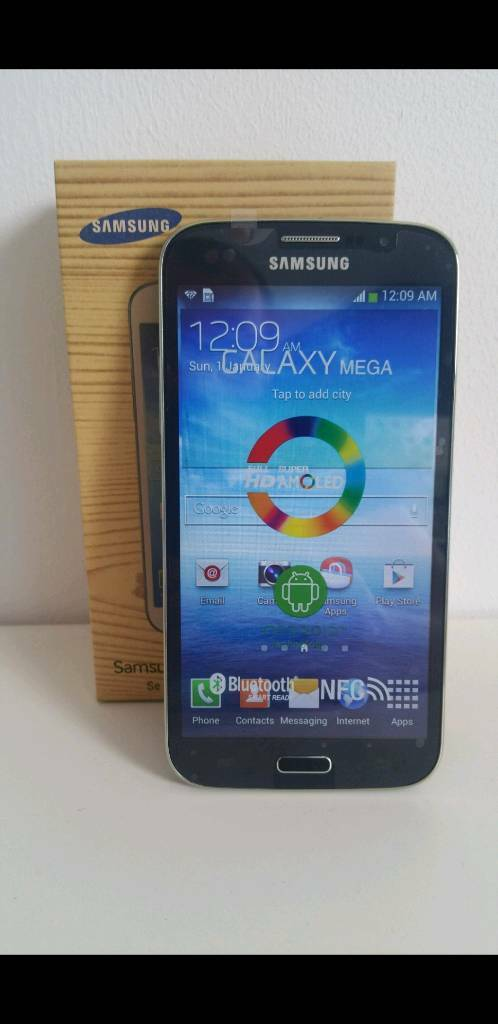 Unlocked Samsung Galaxy Mega 5.8 inch screen! Dual Core 1.5GB RAM 8GB smartphone