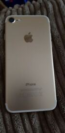 iphone 7 32gb gold 240 ono