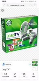 Leap frog tv console
