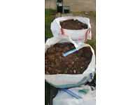 2 tons Grade 2 soil - FREE